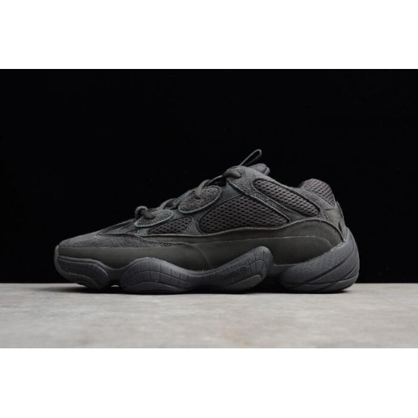 Men's/Women's New Adidas Yeezy 500 Boost Utility Black