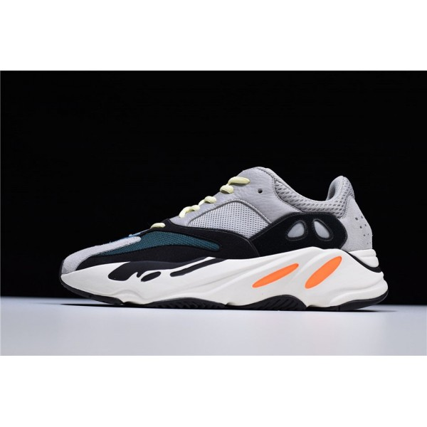 Men's/Women's Adidas Yeezy Boost 700 Wave Runner Multi Solid Grey/Chalk White