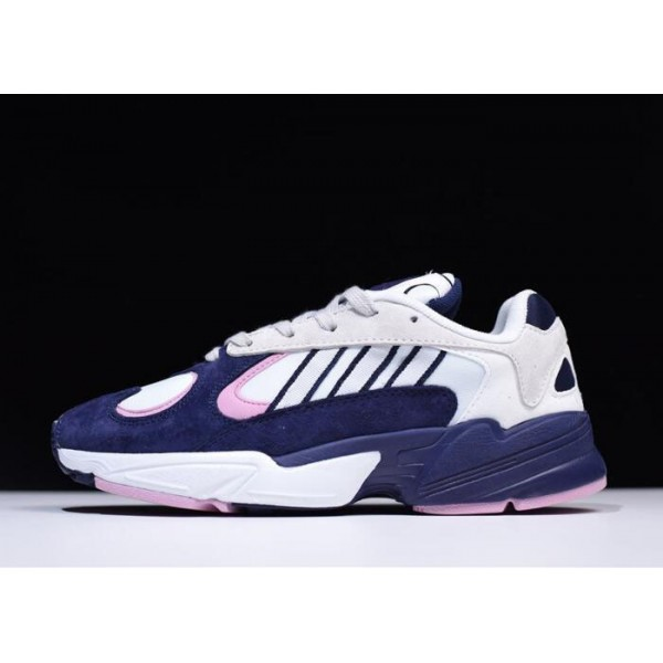 Men's/Women's Dragon Ball Z x Adidas Originals YUNG/1 White/Purple/Pink