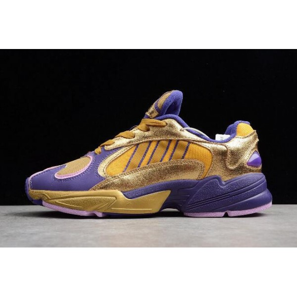 Men's/Women's Dragon Ball Z x Adidas YUNG/1 Golden Frieza