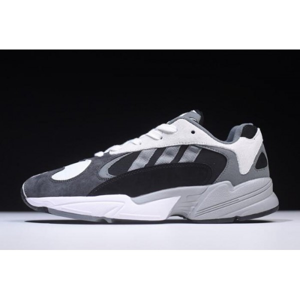 Men's/Women's New Adidas Originals YUNG/1 Grey/White/Black Dad Shoes