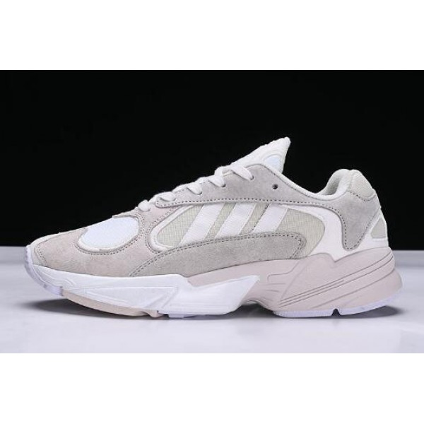 Men's/Women's New Adidas Originals Yung/1 Cloud White