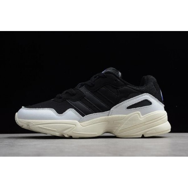 Men's/Women's Adidas Yung/96 Black White F97177