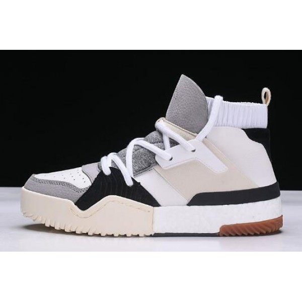 Men's Alexander Wang x Adidas AW BBall White/Beige/Grey/Black