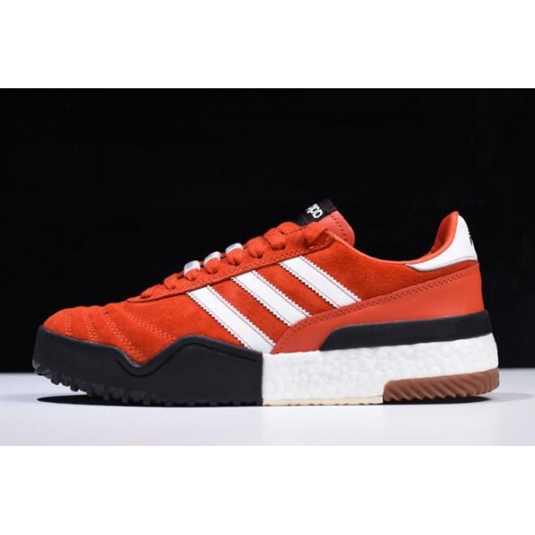 Men's Alexander Wang x Adidas Originals Bball Soccer Bold Orange