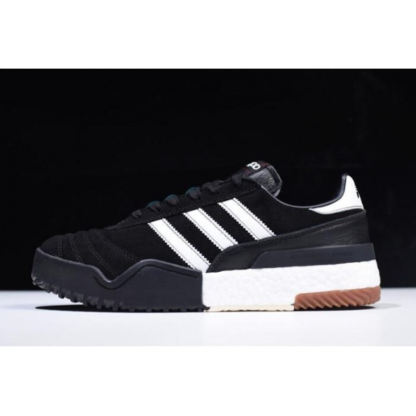 Men's Alexander Wang x Adidas Originals Soccer Core Black/Cloud White