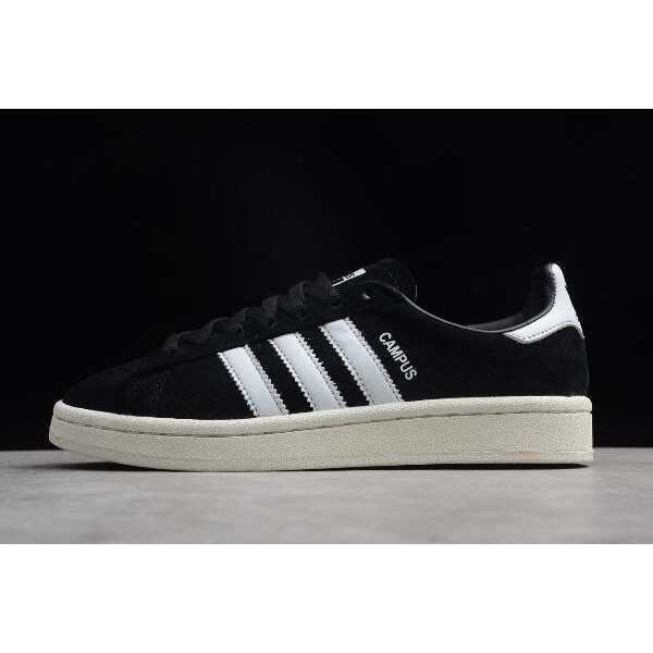 Men's/Women's New Adidas Campus Black/White
