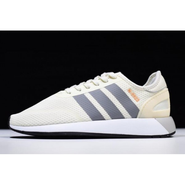 Men's/Women's New Adidas Originals N/5923 White/Grey Three