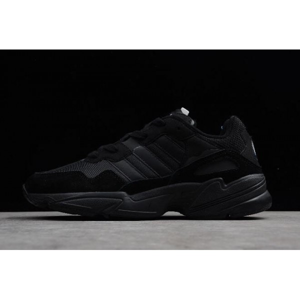 Men's/Women's New Adidas Yung/96 Triple Black