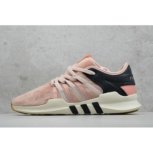 Women's Overkill x Fruition x Adidas EQT Lacing ADV Pink/Black/White
